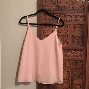 ASOS pink camisole